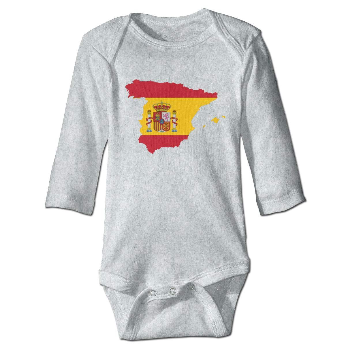 Amazon.com: NUANYANG - Traje de bebé de manga larga con ...