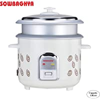 Sowbaghya Annam Plus Electric Rice Cooker