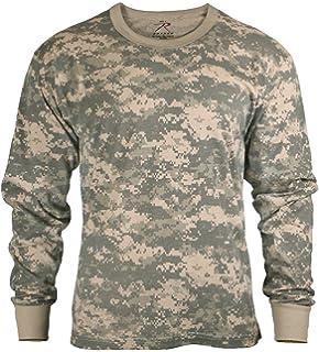 ba03be2032049 Amazon.com  Mens ACU Digital Camo Poly Cotton Military BDU Army ...