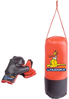 Grafner Kinder Box Set Boxhandschuhe Boxsack Boxen Kampfsport Kickboxen gefüllt