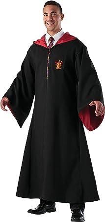 Rubies Mens Harry Potter Gryffindor disfraz túnica con capucha ...