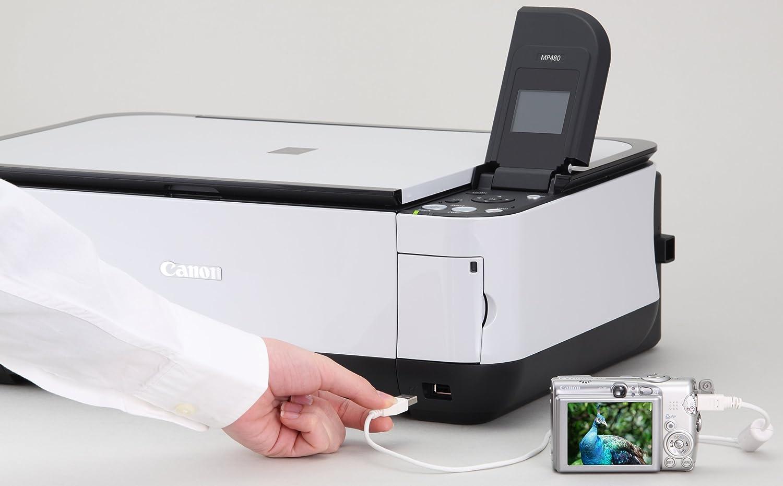 Canon PIXMA MP480 Scanner Drivers Windows 7