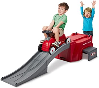 Radio Flyer 500 Ride-On w/ Ramp