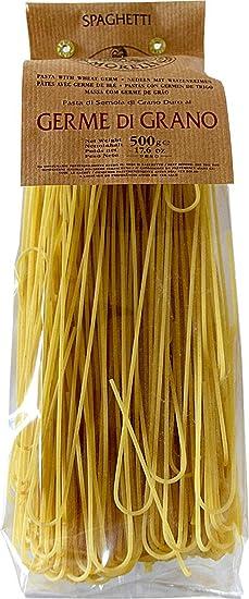 Morelli Spaghetti Germen de Trigo
