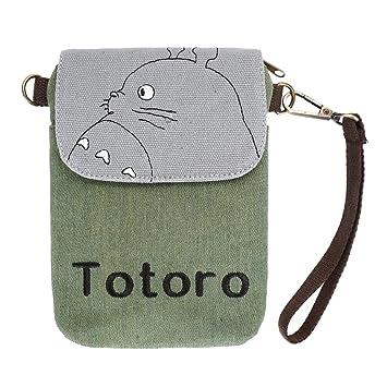 02041b19c4 CoolChange Sac Bandoulière de Totoro: Amazon.fr: Jeux et Jouets