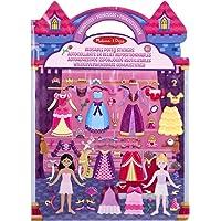 Melissa & Doug Others Autoadhesivos Esponjosos Reutilizables Princesas