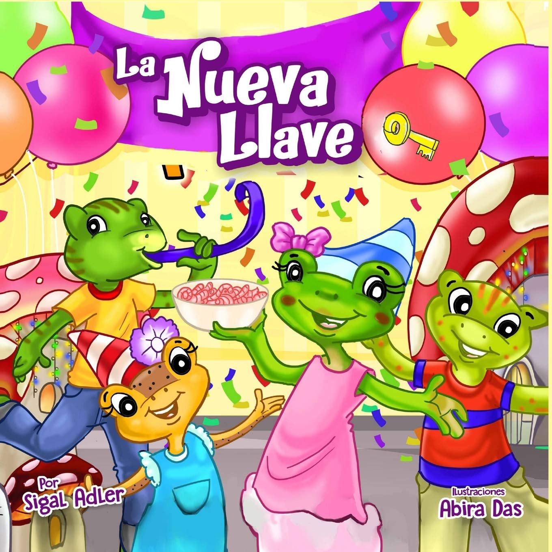 Amazon.com: La Nueva Llave (Spanish Edition) (9781541082274 ...