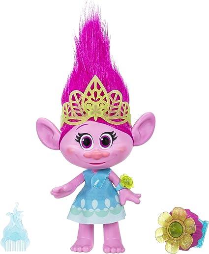TROLLS Poppy Momento Abrazo, Multicolor. (Hasbro B6568105): Amazon ...