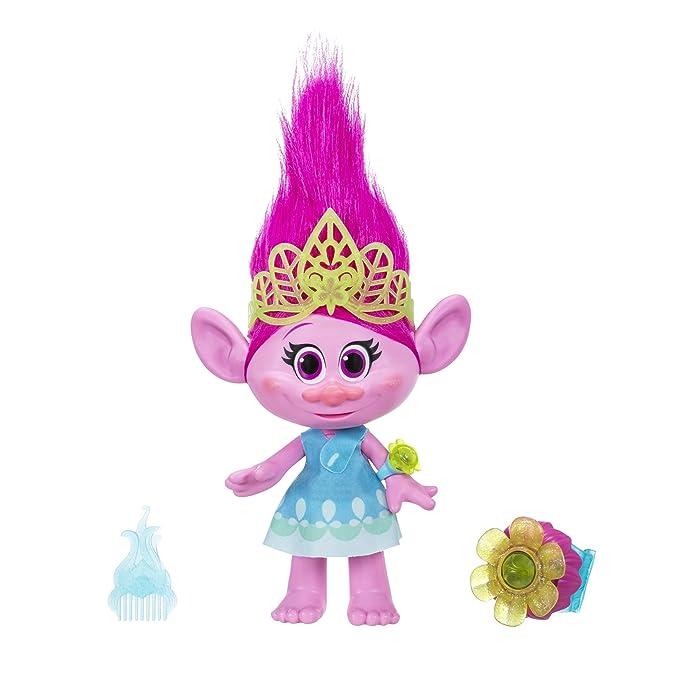 TROLLS- Poppy Momento Abrazo, (Hasbro B6568105)