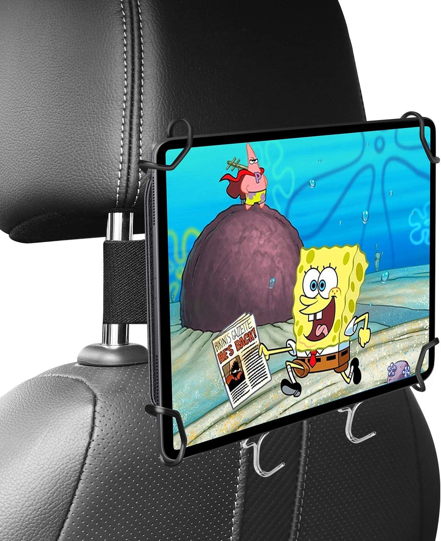 """EURPMASK Car Headrest Mount Adjustable Car Laptop Tablet Mount Holder 11-16 Notebook Stand Holder Foldable Laptop Mount Holder for Car Truck Van Compatible with Most 11/""""-16/"""" Tablets and Laptops"""