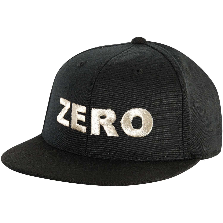 Smashing Pumpkins Zero Flat Brim Fitted Baseball Hat Cap New Official Band Merch