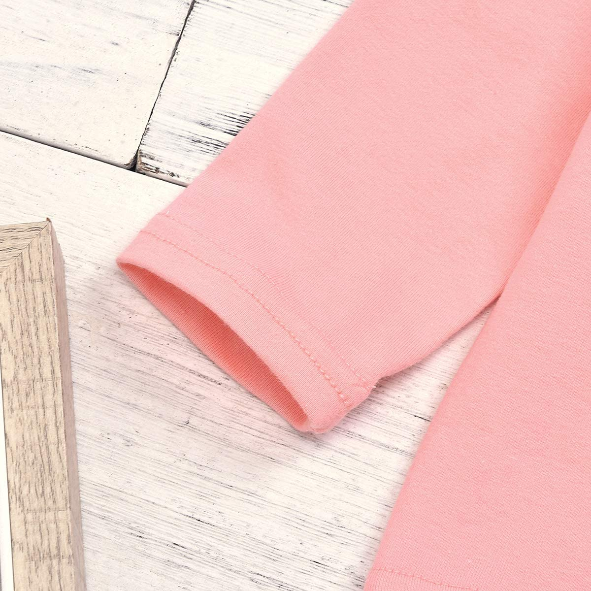 Mamas Bestie Baby Toddler Kids Girl Pink Arrow Letter T-Shirt Tee Tops Summer