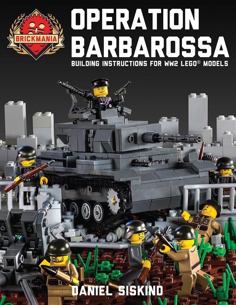 Operation Barbarossa Building Instructions For Ww2 Lego Models