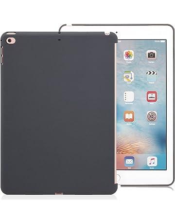 4ddc62a3fd Coque Arrière iPad 9.7 2017 et 2018 Gris Foncé (iPad 5, iPad 6 Gen