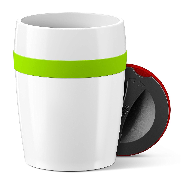 Cup Tasse Travel Ceramic Céramique Emsa N2060200SiliconeVert11 SzUVqMp