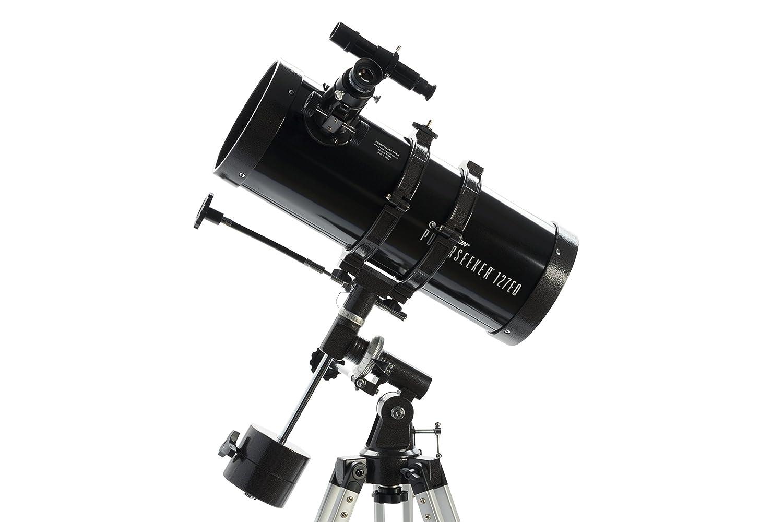 Оптика Celestron 127EQ PowerSeeker Telescope