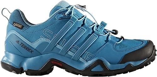 adidas Damen Terrex Swift R GTX W Trekking- & Wanderhalbschuhe, blau