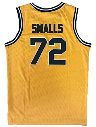 Biggie Smalls  72 Bad Boy Basketball Jersey Notorious B.I.G. Juicy Video  Costume 6ef2244b1