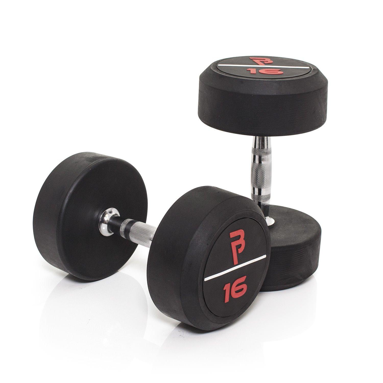 Bodypower - Mancuernas (goma 16 kg x2: Amazon.es: Deportes y aire ...