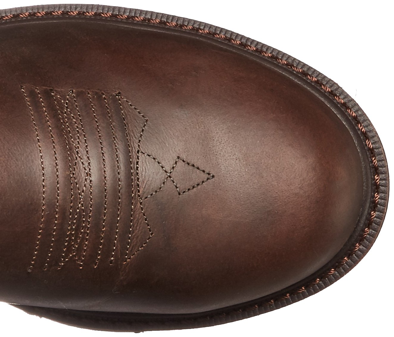 Ariat Work Men's Groundbreaker Pull-On Steel Toe Work Boot, Brown/Real Tree Extra, 7 D US by Ariat (Image #8)