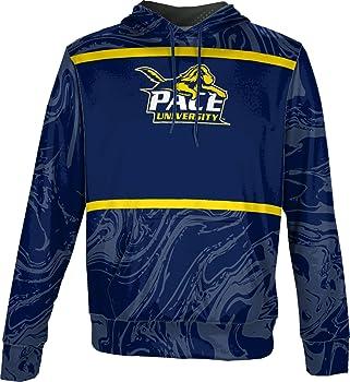 ProSphere Pace University Boys Pullover Hoodie Ripple