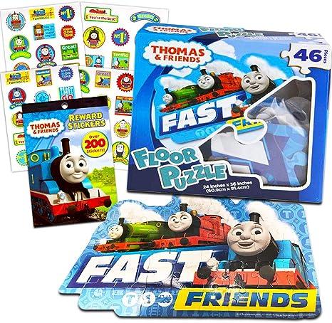 Thomas The Train Juego de Rompecabezas de Piso – Rompecabezas ...