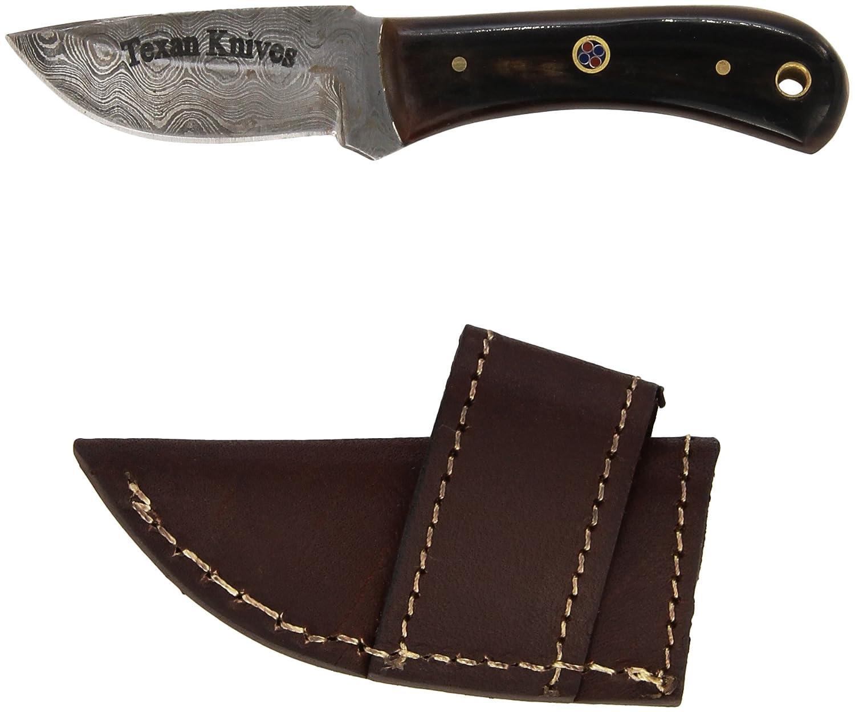 Texan Knives TX-F-0106-D Skinner, Buffalo