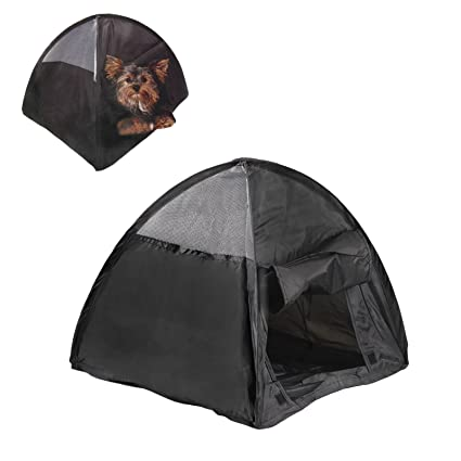 Amazon com : Pop Up Pup Tent For Small Dogs - 14