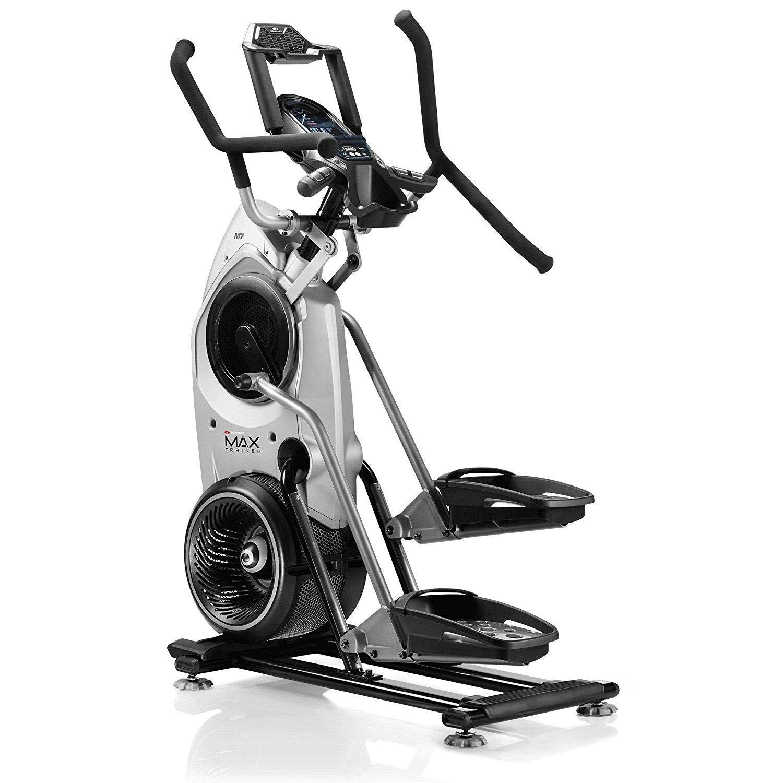 Bow Flex Max >> Bowflex Max Trainer M7 Cardio Machine