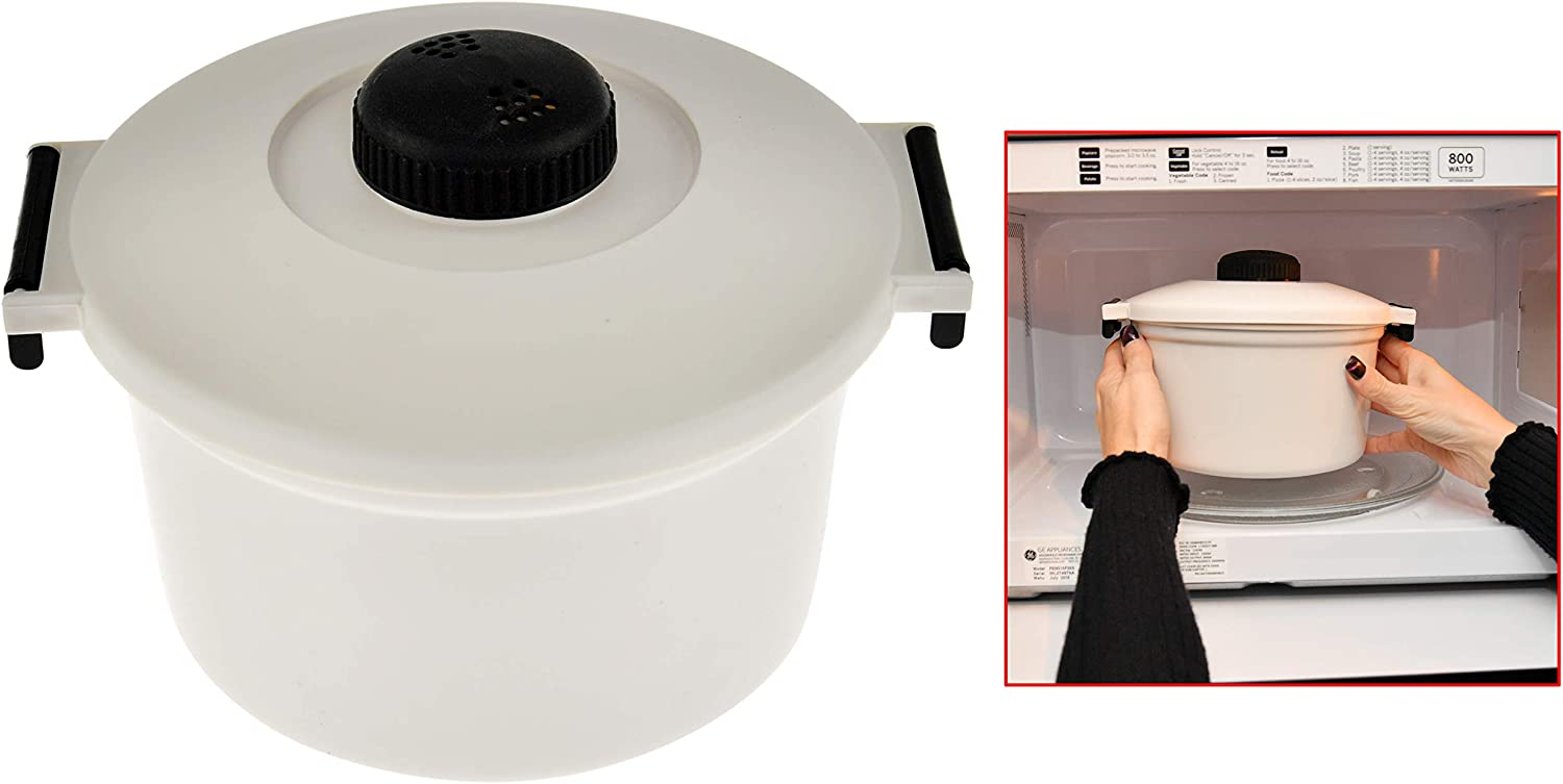 HOME-X Microwave Pressure Cooker