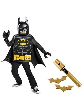 Amazon.com: Batman película de Lego Classic niño disfraz Kit ...