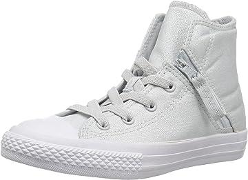 40dfb9c83e3d Converse Kids  Chuck Taylor All Star Pull-Zip High Top Sneaker