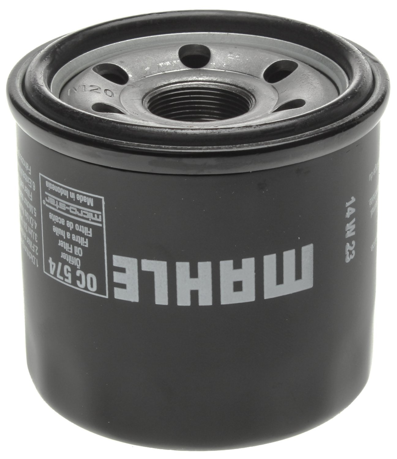 MAHLE Original OC 574 Engine Oil Filter