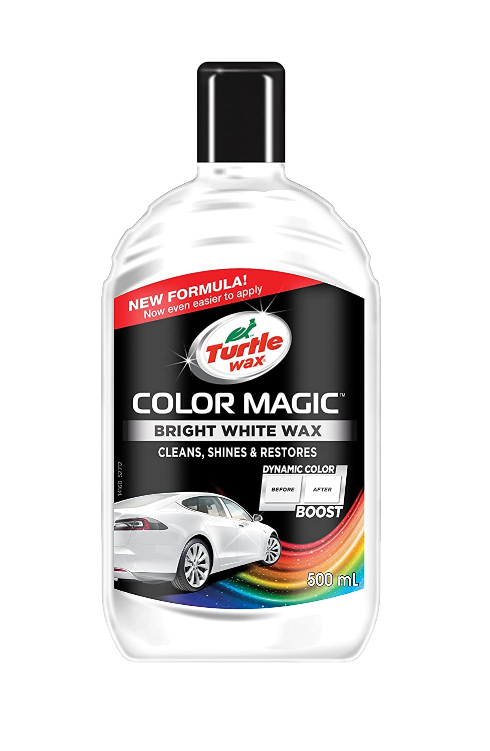 Color magic car polish silver - Amazon Com Turtle Wax Fg6907 White Color Magic Plus Colored Car Polish Cleans Shines Restores Scratches Includes Chipstick 500 Milliliter Discontinued By