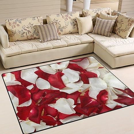 Ingbags super morbido tappeto moderno di San Valentino, rosso e rosa ...