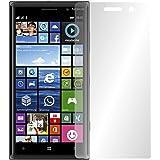 """2 x Slabo Film de protection d'écran Nokia Lumia 830 protection écran film de protection film (la taille des films est réduite à cause d'un écran bombé) """"Ultra Clair"""" invisible MADE IN GERMANY"""