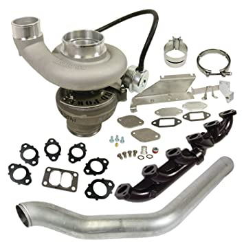 BD Diesel 1045276 Super B 700 Turbo Kit sx-e 369 A/R ración