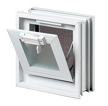 Fenêtre Basculante Pour Linstallation Dans Un Mur De Briques De