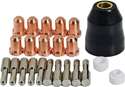 Thermal Dynamics PCH-M25 PCH-25//38 Plasma Tips 9-4476 9-6006 9-6003 9-6007 23PCS