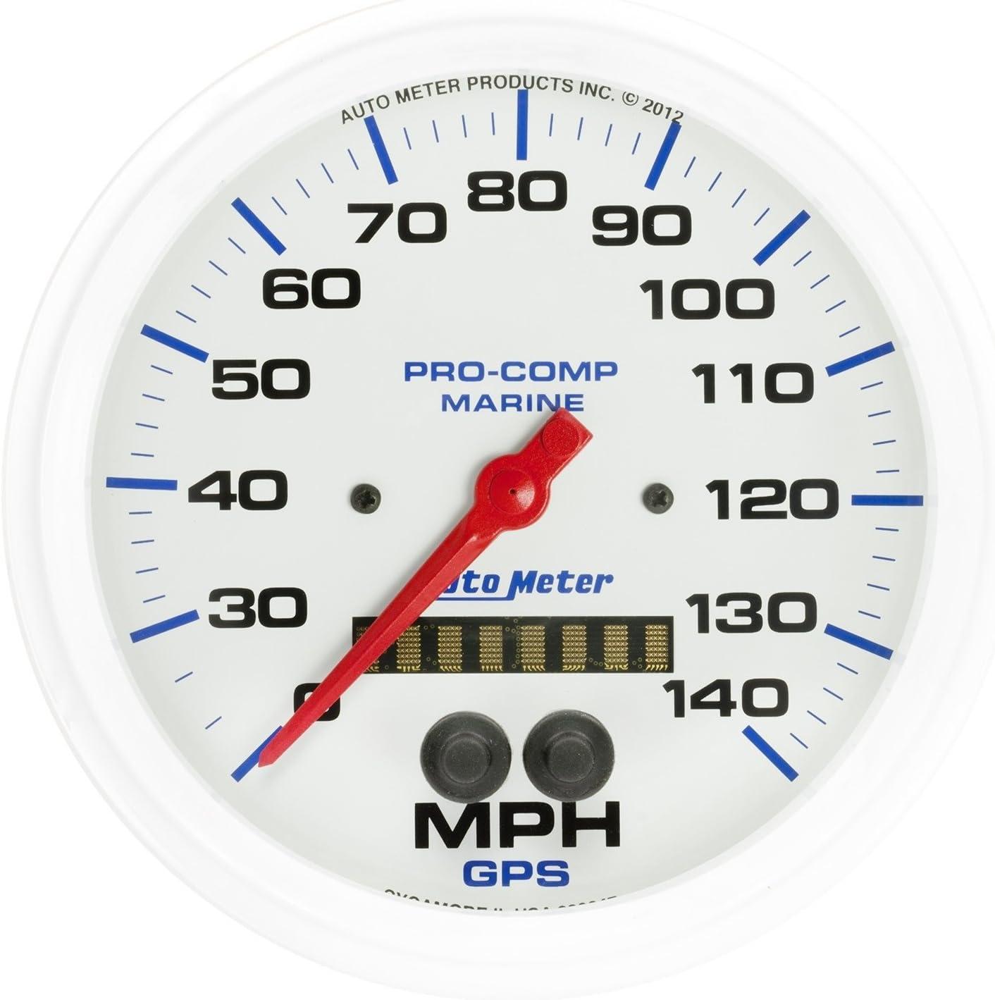 Auto Meter 15200 Gauge Works Dual Gauge Pod