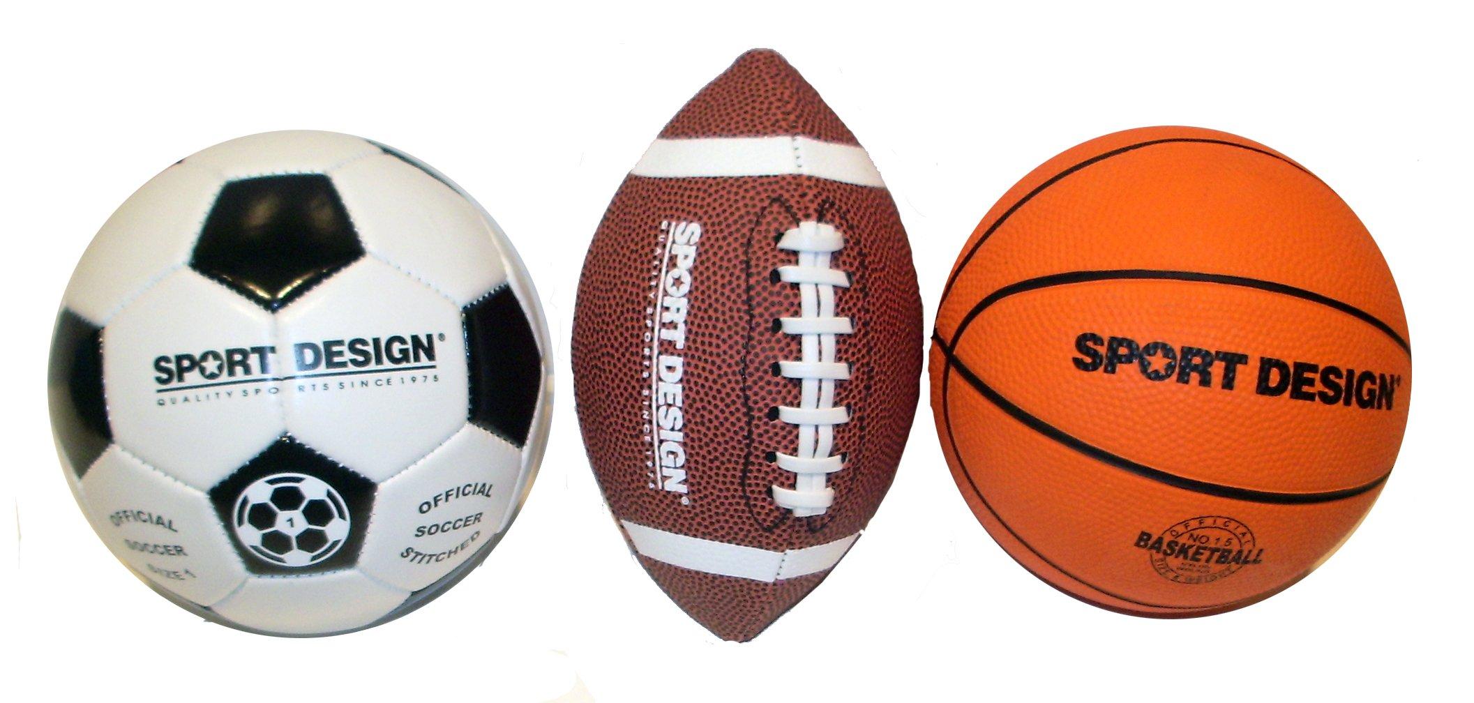 Dry Branch Sports Design Mini Ball Set