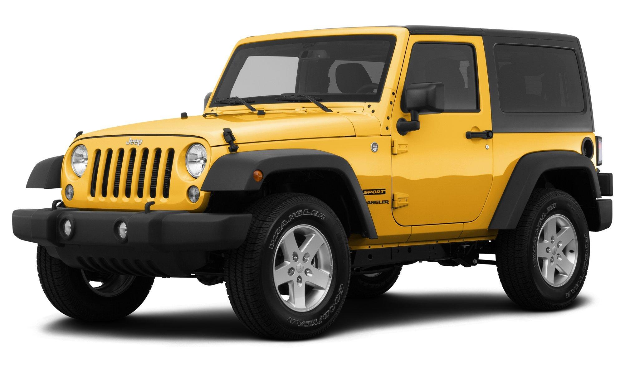 Amazon 2015 Jeep Wrangler Reviews and Specs Vehicles