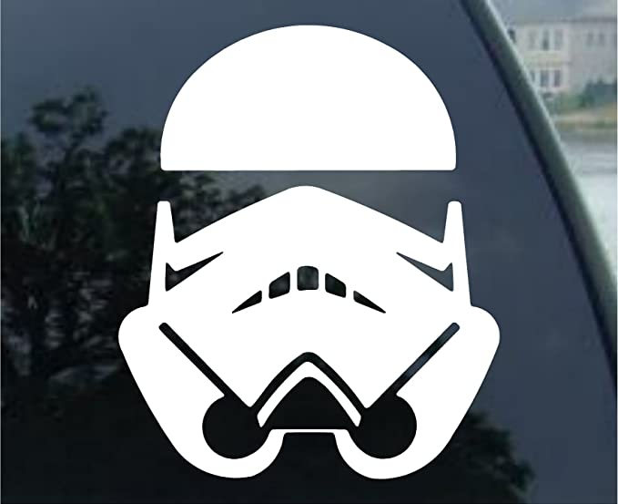 Decal May The Force Be With You Sticker STAR WARS Choose Size /& Color