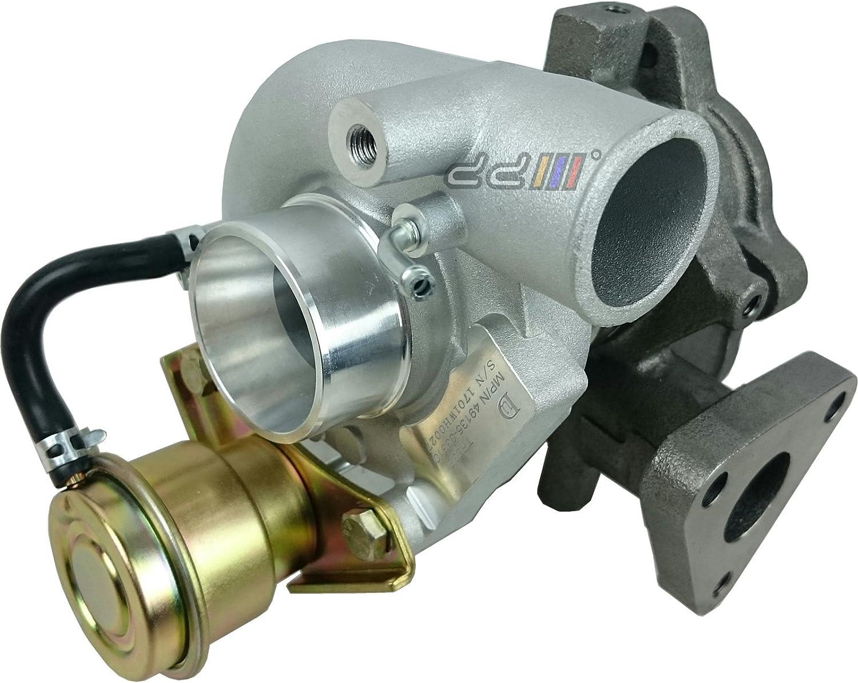 Turbo Turbocharger For Mitsubishi Pajero NH NJ NK NL 2.8 4M40 TF035HM Oil Cooled