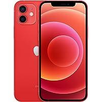 هاتف ابل ايفون 12 الجديد مع تطبيق فيس تايم (ذاكرة داخلية 64 جيجا) - لون احمر