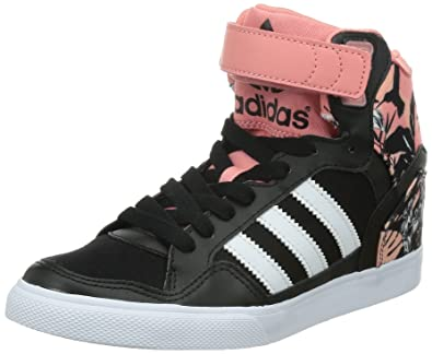 brand new c8240 2159a Amazon.com   adidas Extaball Up Womens   Fashion Sneakers