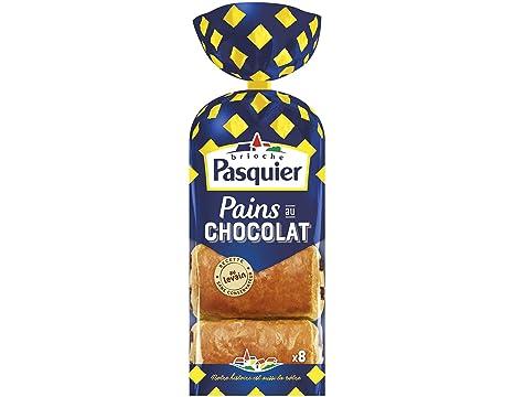 Pasquier Pan De Chocolate X 8 Brioche El Paquete De 360 ??G ...