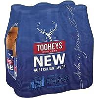 Tooheys New Lager 375mL Stubbie 6 Pack