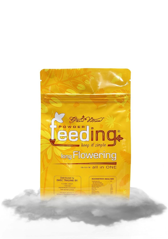 GreenHouse Powder Fertilizer Nutrient Feeding Long Flowering Hydroponics Nutrients 500grams