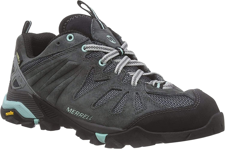 Zapatos de Low Rise Senderismo para Mujer Merrell Capra